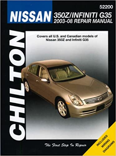 2004 nissan 350z service manual download