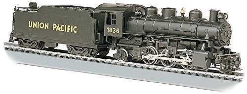 Bachmann Trains Prairie 2-6-2 with Smoke and Tender - Union Pacific 1836