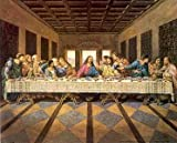 Last Supper Paper Tole 3D Kit 8x10