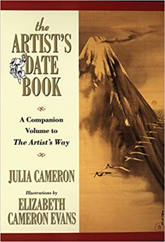 the artists date book a companion volume to the artists way