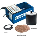 Leegol Electric Hobby Rock Tumbler Machine - Single Drum 3LB Rotary Rock Polisher