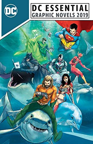 DC Essentials Guide 2019 (DC Comics Essentials)