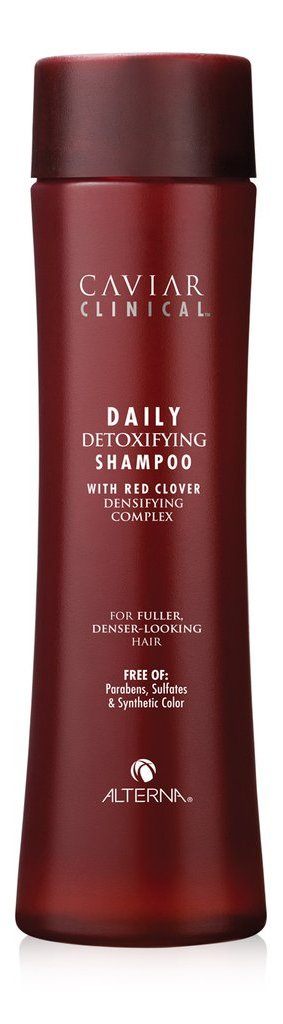 Caviar Clinical Daily Detoxifying Shampoo, 8.5-Ounce