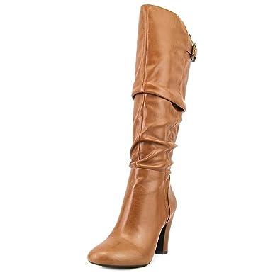 b62fc1e3910 Jessica Simpson Finnegan Women Brown Knee High Boot