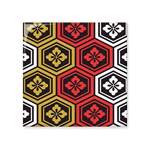 low-cost Japan Traditional Culture Japanese Style Abstract Art Repeat Illustration Pattern Ceramic Bisque Tiles for Decorating Bathroom Decor Kitchen Ceramic Tiles Wall Tiles