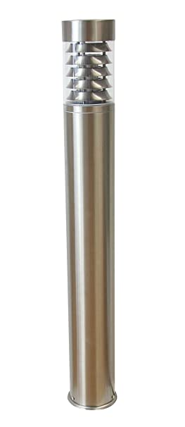 Insatech Lampe Sur Pied D Exterieur En Acier Inoxydable Motif New