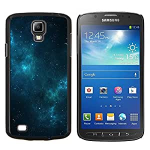 - galaxy stars blue night mist sky - - Modelo de la piel protectora de la cubierta del caso FOR S4 Active I9295 (Do Not Fit S4) RetroCandy