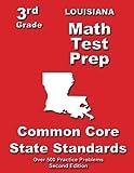 Louisiana 3rd Grade Math Test Prep, Teachers Treasures, 1500197858