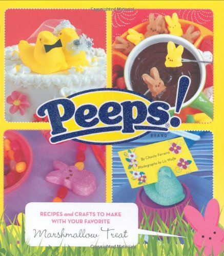 Marshmallow Christmas Treats (Peeps: Recipes and Crafts to Make with Your Favorite Marshmallow)