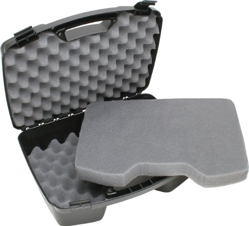 MTM Case-Gard Four Pistol Handgun Case, Black