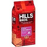 Hills Bros Coffee, 100% Colombian Medium Roast Whole Bean, 32 Ounce