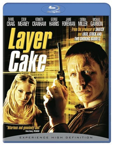 Blu-ray : Layer Cake (, Dubbed, Dolby, AC-3, Widescreen)