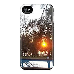 ESEKHUE3397QAMum Case Cover Skin For Samsung Galaxy S6 Case Cover (sunrise Reflections)