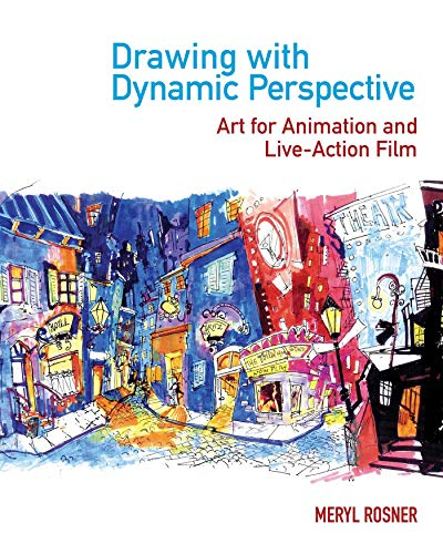B.o.o.k Drawing with Dynamic Perspective: Art for Animation and Live-Action Film PPT