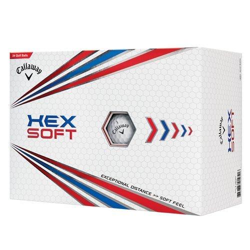 Callaway Hex Soft Golf Balls 24-pack (Golf 24k)