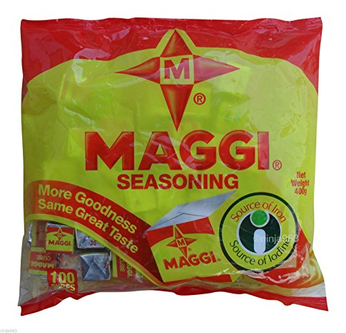 Maggi Cube Seasoning Cubes, 400 g, 100 Piece