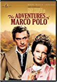 The Adventures of Marco Polo by MGM (Video & DVD)