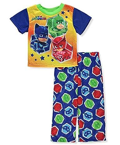 PJMASKS PJ Masks Little Boys Toddler 2-Piece Pajama Pant Set