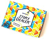 Story Dealer STEAM/STEM Games for Kids | Educational and Fun Storytelling Cards to Kickstart Creative Thinking and Speech Therapy Games.