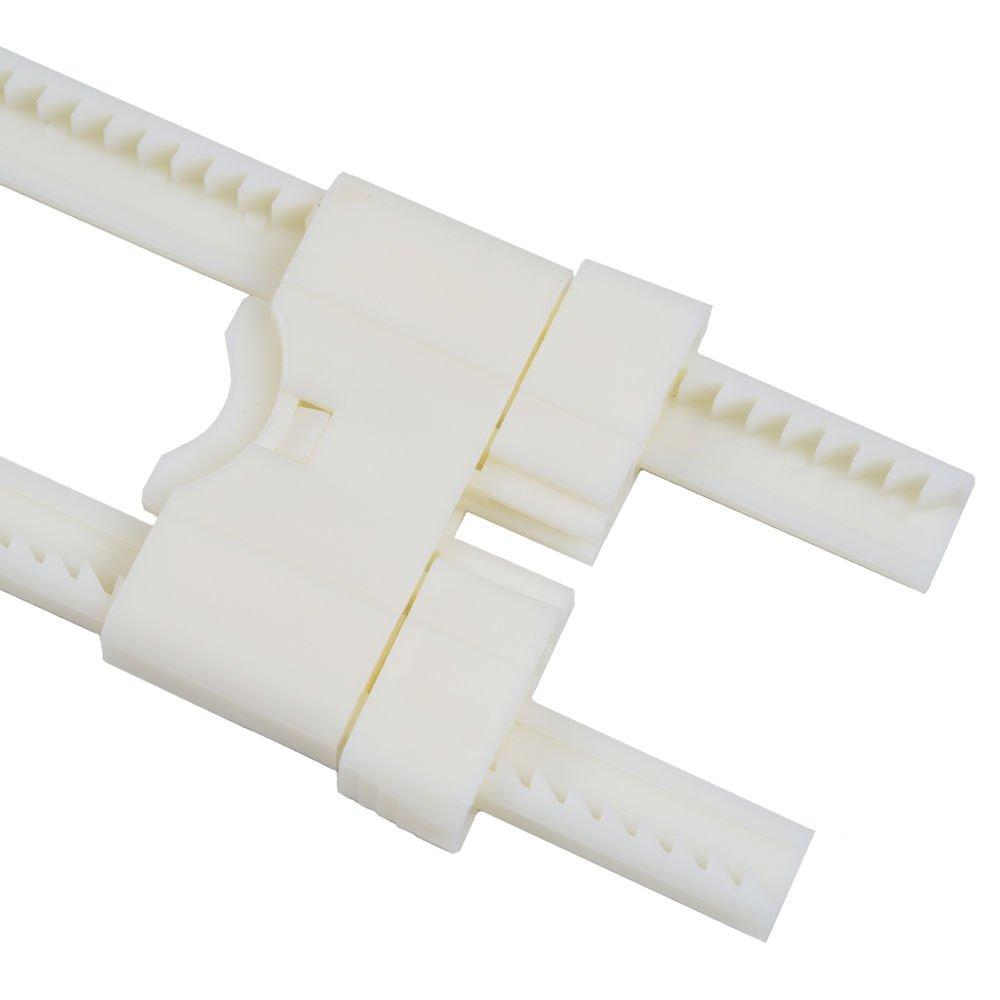 Blister de 1pieza Oryx 5520040 Protector Cierre Seguridad Armarios