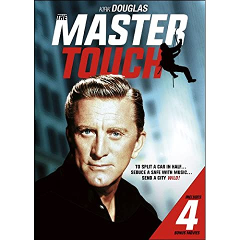 The Master Touch Includes 4 Bonus Movies (Master Touch Dvd)