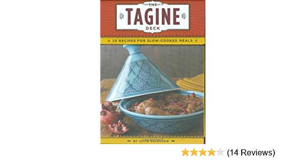 tagines deck recipe card