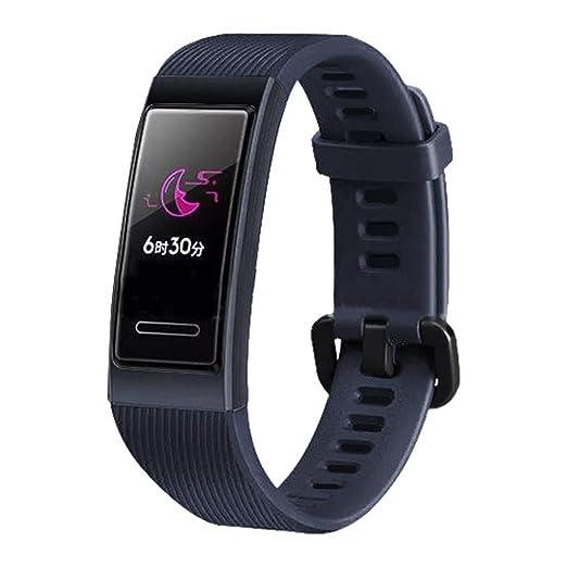 Bearbelly 3 UNIDS Deportes Correa de Silicona Banda + Reloj Película Nuevo Suave y cómodo para Huawei 3 / 4PRO Reloj Inteligente: Amazon.es: Relojes