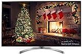 LG Electronics 65SJ8500 65-Inch 4K Ultra HD Smart LED TV (2017 Model)