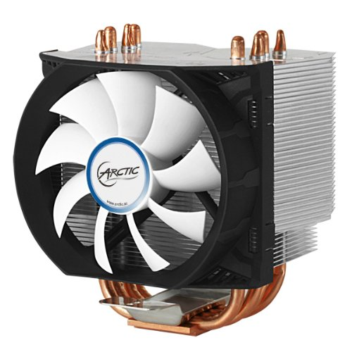 Arctic Freezer 13-200 Watt Multicompatible Low Noise CPU Cooler for AMD and Intel Sockets, UCACO-FZ130-BL (Freezer 7 Pro Cpu Cooler)