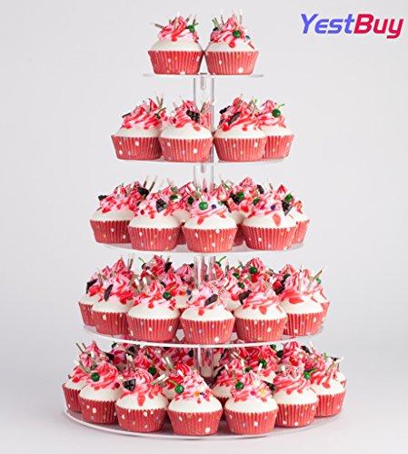 5 -8 ROUND Cupcake Stand