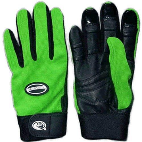 Bionic Women's Blooms Gardening Gloves, Lime Green, Medium