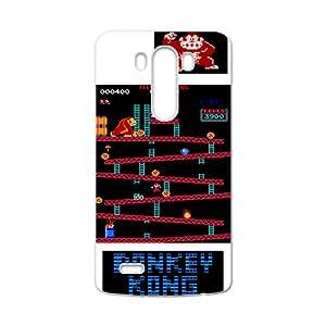 SANYISAN Donkey Kong Game White LG G3 case