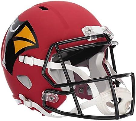 Riddell Unisex S Replica Amp Alternate Nfl Speed Mini Arizona Cardinals Helmet Team Colors Amazon Co Uk Clothing
