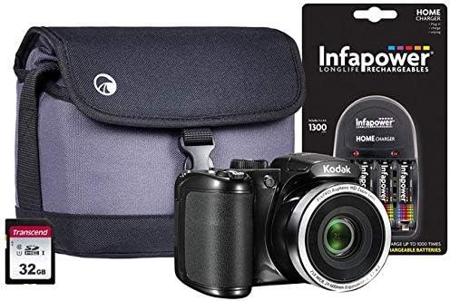 Kodak Pixpro Az252 Bridge Kamera Inkl 4 Aa Batterien Kamera