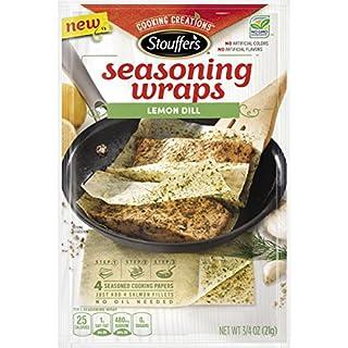 Stouffers Seasoning Wraps Lemon Dill, 0.74 oz