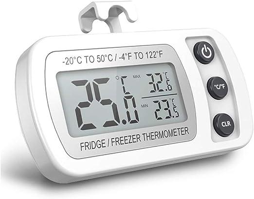 Compra Termómetro digital para refrigerador, Termómetro para ...