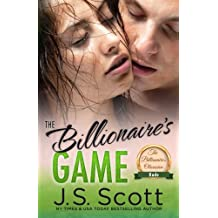 The Billionaire's Game: The Billionaire's Obsession ~ Kade