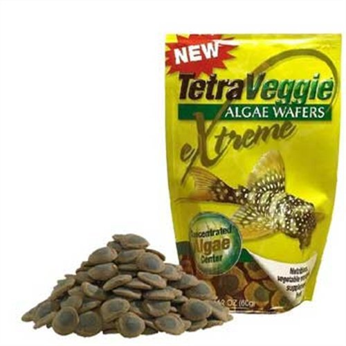 Tetra Veggie Algae Wafers, 5.3-Ounce, My Pet Supplies