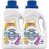 Woolite Gentle Cycle Liquid Laundry Detergent, 100oz (2X50oz) Sparkling Falls Scent