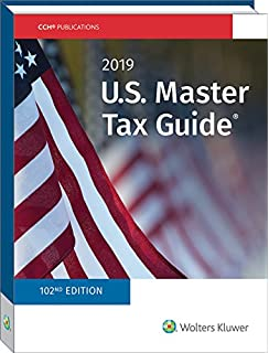 Amazon com: U S  Master Tax Guide (2018) Special Edition