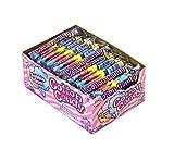 Dubble Bubble Gum Balls - Cotton Candy Bubble Gum 0.64 Oz 4 Ct Each ( 36 in a Pack )