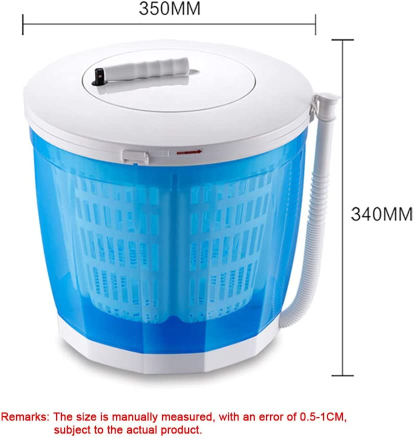 Portable Washer And Dryer Combination Mini Manual Laminated Washing Machine
