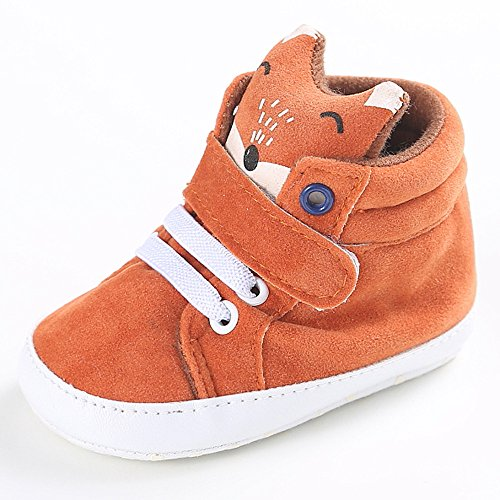 [Walid-boy girl shoes walker Canvas Sneaker anti-slip Soft Sole Toddler ( 13-18 Months )] (Halloween Costumes For 16 Month Old Girl)
