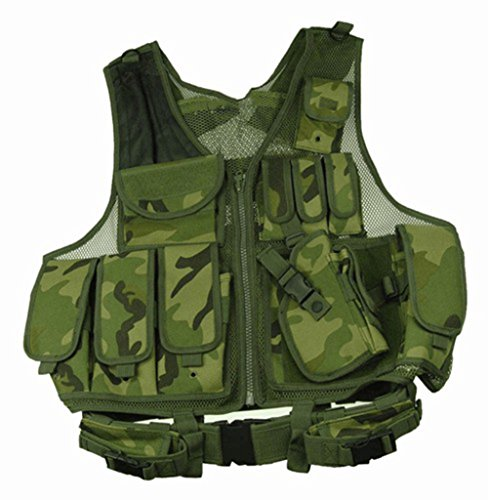 ultimate arms gear tactical vest - 5
