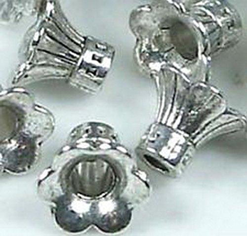 burts-beads-20-pewter-petal-bell-flowers-caps-beads-lead-free-njoy13038