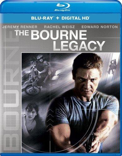 Blu-ray : The Bourne Legacy (Ultraviolet Digital Copy, Snap Case, Digital Copy, Digitally Mastered in HD)