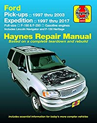Image of the product Ford that is listed on the catalogue brand of Haynes Manuals N. America.