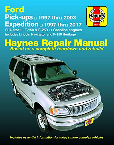 Compare Price  2001 Ford F150 Service Manual