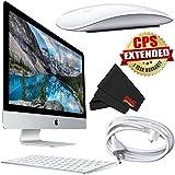 6Ave Apple iMac MK472LL/A 27-Inch Retina 5K Desktop 3.2GHz 8GB 1TB Fusion Drive + MicroFiber Cloth Bundle