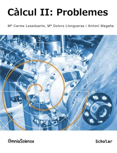 Càlcul II: problemes M.Carme Leseduarte
